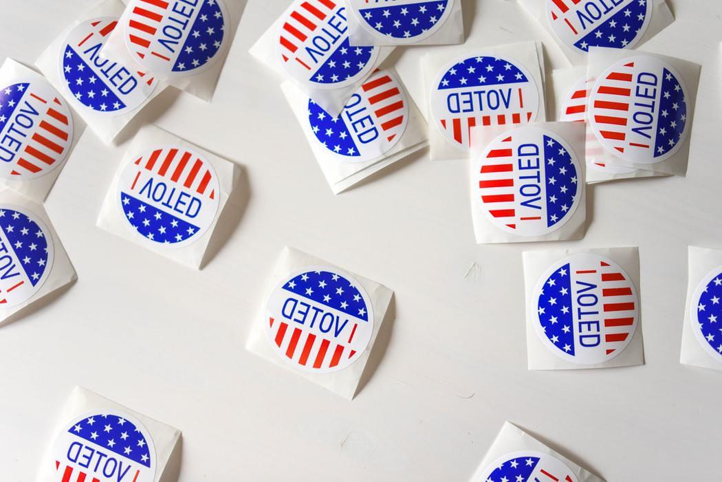 2020年大选:聚焦关键选民观众信息图